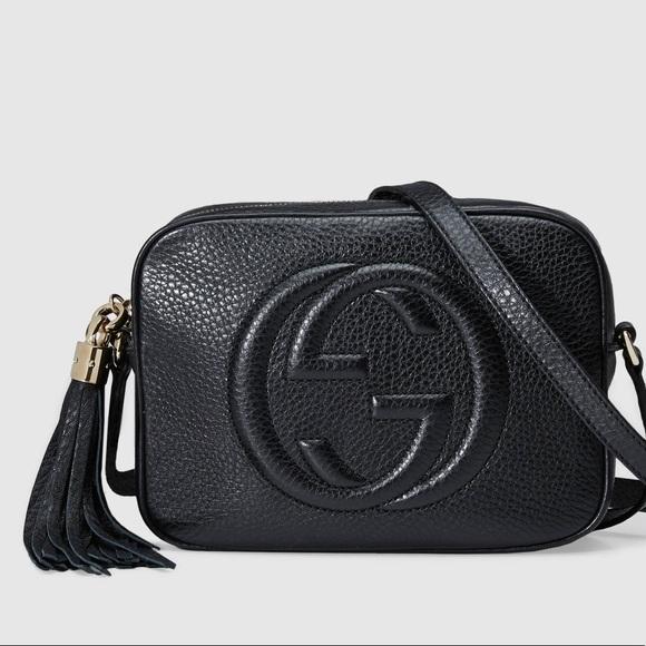 de32c0fde9c6 Gucci Bags | Soho Small Leather Disco Bag | Poshmark